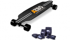 AZBO H6 - Best Overall Electric Skateboard for Hills