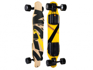 "SWAGSKATE NG2 38"" - Best Automated Balancing Skateboard for Commuting"