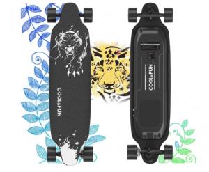 UrbanPro Cool & Fun - Best Electric Skateboard for Cruising