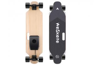 WeSkate 35″ - Best Wireless Range Battery Power Skateboard